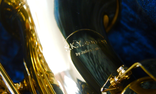 Altsaxophon Sky (by Keilwerth) SC 2000 Messing